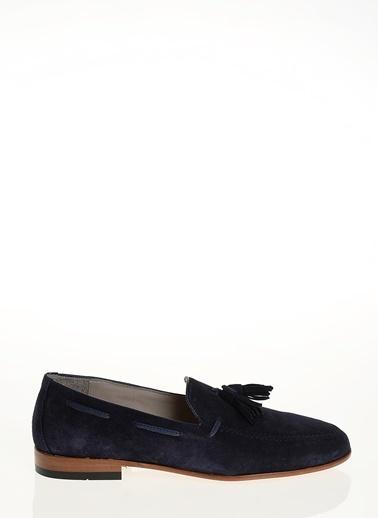 Faruk Sağın Ayakkabı Lacivert